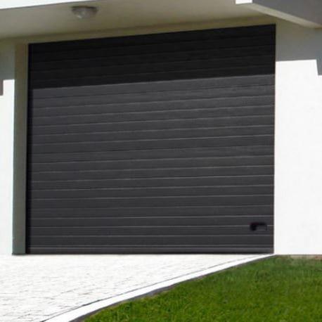 Portes de garage résidentielles par Froment Fermetures